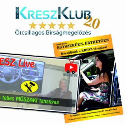 Kreszklub Prémium Tagság 1 éves